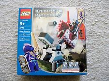 LEGO Castle - Knights Kingdom II - Rare - Vladek Encounter 8777 - New & Sealed