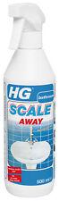 HG BAGNO calcare REMOVER SCHIUMA SPRAY PULITORE scala AWAY 500ml