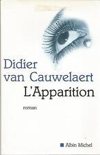 DIDIER VAN CAUWELAERT L'APPARITION + PARIS POSTER GUIDE