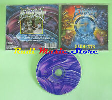 CD ATHEIST Elements 1993 england MUSIC FOR NATIONS CDMFN 150 (Xs2) no lp mc dvd