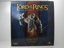 Lord of the Rings: Battle Troll of Mordor * Sideshow/Weta * # 2760/5500 * NEU