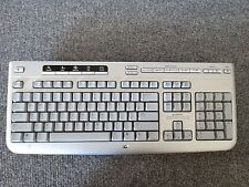 hp wireless keyboard model 5187urf2 W/Media Controls!! Keyboard Only, See Pics