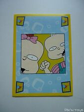 Autocollant Stickers Les Razmoket Rugrats Nickelodeon N°15 / Panini 1999
