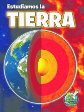 Estudiamos la Tierra (Mi Biblioteca De Ciencias)-ExLibrary