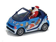 "Busch 99088 Smart Cabrio "" Christmas 2015 "" Aachen Special Model lim.250 Pieces"