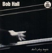 Bob Hall(CD Album)Don't Play Boogie-Indigo-IGOXCD526-UK-2000-New