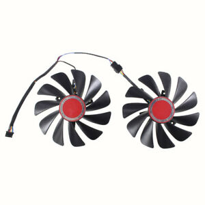 FDC10U12S9-C DC12V Diameter 95MM Graphics Cooling Fan FOR XFX RX580 RX584 RX588
