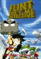 Flint the Time Detective -Can't We All Get Along? DVD New (OD-RSDVD2104 / OD-70)