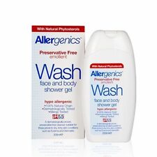 Allergenics® Face and Body Shower Gel (200ml)