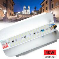 50W LED Lampe Flood Light Éclairage Extérieur Jardin Sécurité Paysage Étanche