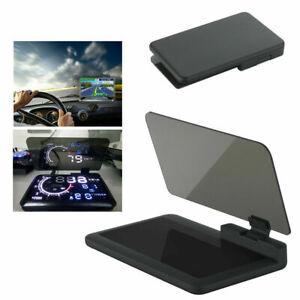 KFZ Auto HUD Head Up Display GPS Navigation Universal Handy Holder Ständer DE