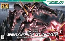 Gundam 00 1/144 HG #37 GN-009 Seraphim Gundam Model Kit