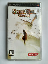 Silent Hill: Origins PlayStation Portable PSP Brand New Factory Sealed