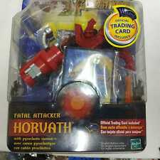 "6"" Duel Masters FATAL ATTACKER HORVATH Hasbro Wizards Shogakukan Action Figure"