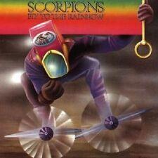 """SCORPIONS """"FLY TO THE RAINBOW"""" CD NEUWARE"""
