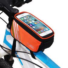 Fahrradtasche Rahmentasche Handy Oberrohrtasche Smartphone Tasche Handytasche