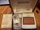 Vintage Remington Electric Shaver