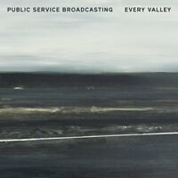 Public Service Broadcasting : Every Valley CD Album Digipak (Limited Edition)