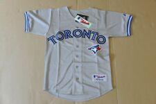 Toronto Blue Jays Away Gray Jersey w/Tags  Size 40 (Adult)