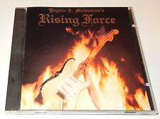 Rising Force by Yngwie Malmsteen (CD, 1984, Polydor)  825324-2