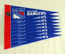 Rico Industries NHL Toronto Maple Leafs 8-Piece 4-Inch by 9-Inch Classic Mini Pennant D/écor Set