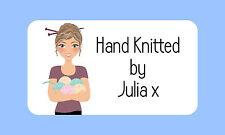 65 Mini Gloss le etichette per lavori a maglia e uncinetto HAND MADE Craft Small Business