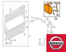 NISSAN Genuine 350Z Z33 SERBATOIO DI ESPANSIONE RADIATORE liquido di raffreddamento intestazione 21710ev00b