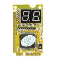 3IN1 Mini PCI PCI-E LPC PC Laptop Analyzer Tester Notebook Combo Debug Test Card