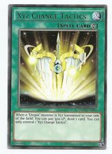Xyz Change Tactics NECH-EN094 Rare Yu-Gi-Oh Card English (U) New