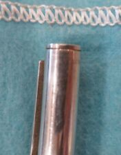 TIFFANY & CO PEN WORKING CONDITION W/TIFFANY PEN POUCH...