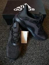 adidas Alphabounce EM Mens Running Shoes Cushioned Trainers Black