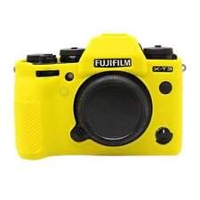xa2 xm2 Funda de silicona//case negro de silicona para Fujifilm xm1 xa1