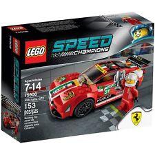 75908 458 ITALIA GT2 race car lego legos set NEW Speed Champions sealed