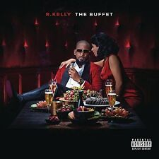 R. KELLY (ROBERT KELLY) - BUFFET [BONUS TRACKS] [PA] Explicit [NEW CD]