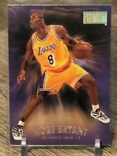 1997-98 SKYBOX 2ND YEAR BASE CARD KOBE BRYANT LAKERS #23
