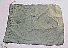 US Army Barracks Bag, 100% Cotton Large Laundry Bag, Military Issue drawstring