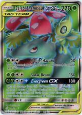 Celebi & Venusaur Tag Team GX 159/181 Rare Ultra :: Team Up :: Mint Pokemon Card