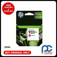 New & Original HP 933XL Magenta High Yield Ink for 6700/7110/7510/7610