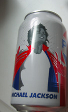 MICHAEL JACKSON PEPSI ORIGINAL 2018 EMPTY CAN 'MUSIC GENERATION'