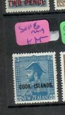 COOK ISLANDS  (PP3006B)  KGV  2/-  ADMIRAL  SG 116   MOG
