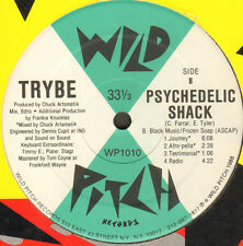 TRYBE - Psychedelic Shack - Wild Pitch - 1988 - WP 1010 - Usa