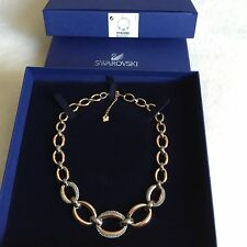 NIB Swarovski Circlet Collana-5153380 necklace