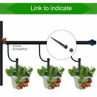 Garden Water Dropper Water Spray Adjustable Land Spike Sprinkler Drip irrigation