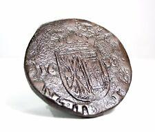 NAPOLI (Filippo IV di Spagna) Grano-1638,GA/C-O