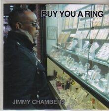 (CB657) Jimmy Chambers, Buy You A Ring - 2011 DJ CD