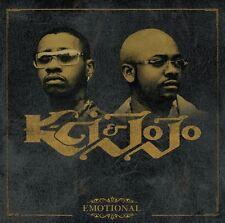 K-CI & JOJO EMOTIONAL 2002 RODNEY JERKINS BABYFACE BLACQ ROSE TANGARAY