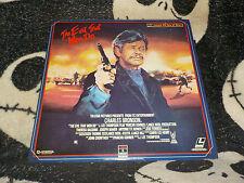 The Evil That Men Do Laserdisc LD Charles Bronson Free Ship $30 Orders