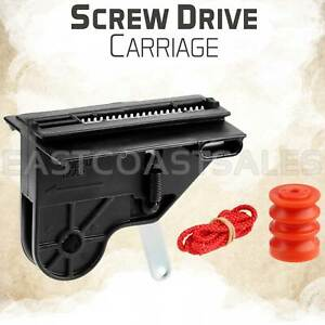For 36179R.S Genie Garage Door Opener Screw Drive Carriage Pull 39179R-S