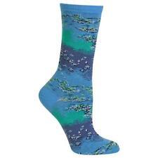 HotSox Women's Monet Waterlilies Socks