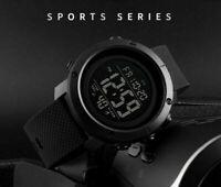 SKMEI Watch Mens Sports Watches 50 m Waterproof LED Digital Military Wristwatch